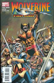 Wolverine First Class #4 (2008) Marvel comic book